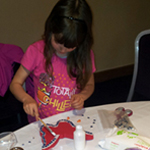 Mosaic workshops and classes for kids, hen parties, and groups of friends