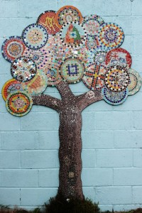 Mosaic Art - Smidirini Mosaics - Kids Activities near Waterford - Hen Activities near Waterford