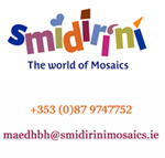 Smidirini One Day Intensive Mosaic Workshop